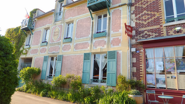 Ancien Hotel Baudy, Giverny, Monet, Francia, Elisa N, Blog de Viajes, Lifestyle, Travel