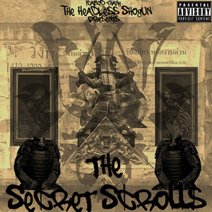 Icabod Chang The Headless Shogun - The Secret Scrolls