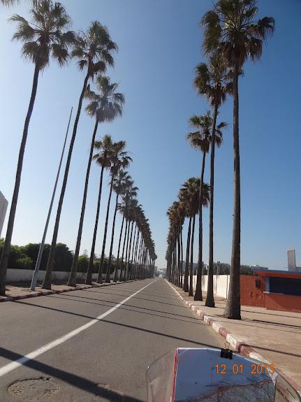 marrocos - Marrocos e Mauritãnia a Queimar Pneu e Gasolina DSC05387