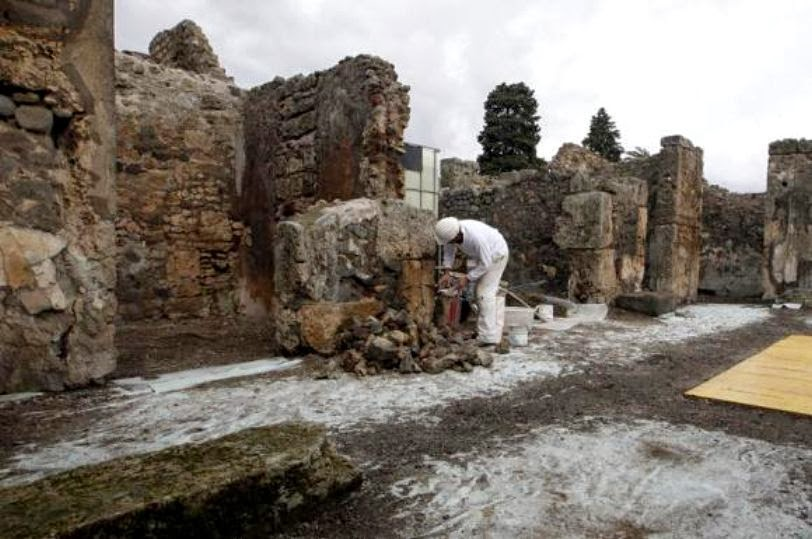 More Stuff: Rome accused of fiddling as Pompeii crumbles