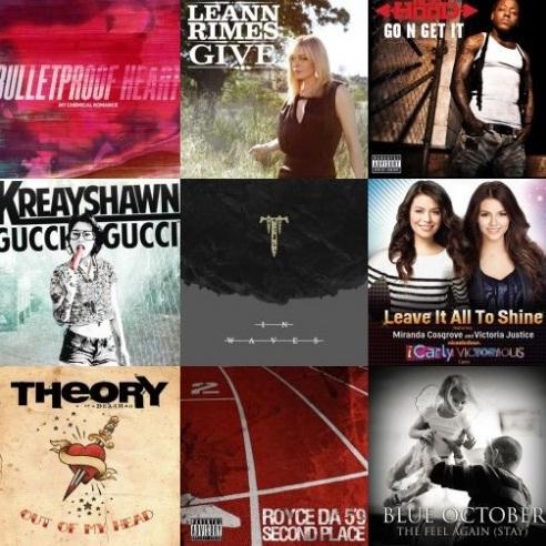 ExClUsIvE - VA - iTunes Singles Pack - Vol 50 To 59 - 59 Cd - 2011 - FuLl AlBuM » Direct Links Vol%25252051