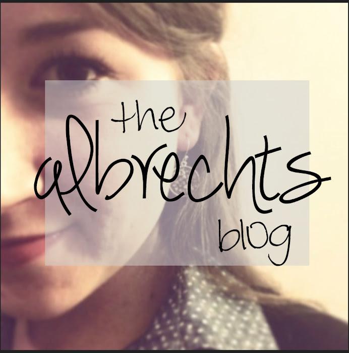 The Albrechts Blog