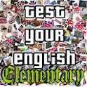 Test Your English I