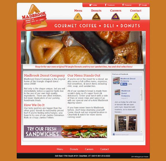 HTML5 CSS3 Restaurant Web Site