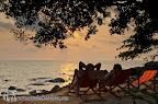 Sunset at Chai Chet Resort