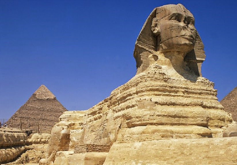 Heritage: Egypt's sphinx threatened by subterranean water