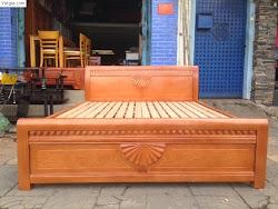 Giường ngủ đẹp MS-110