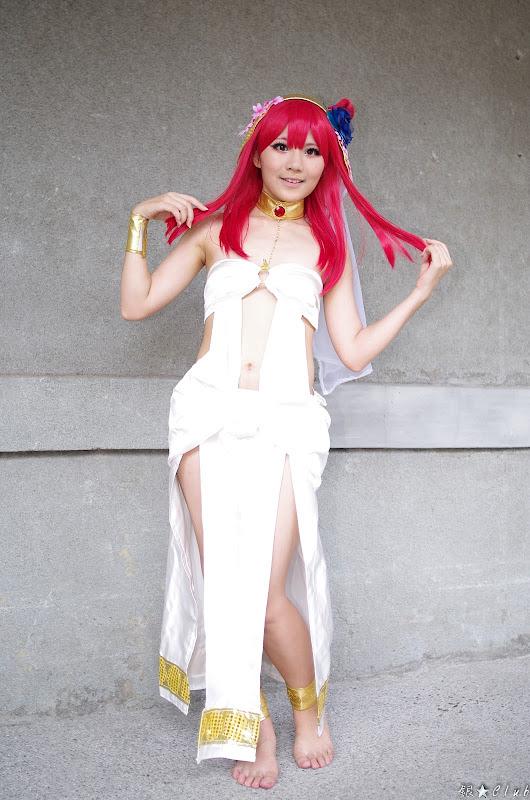台中小場次cosplay活動