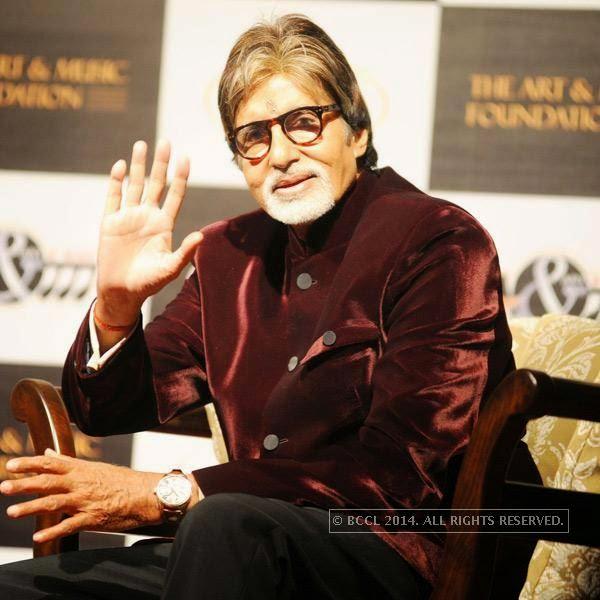 Amitabh Bachchan: His TV show Yudh, buzz around his upcoming films Piku and Shamitabh, 10 brand endorsements.