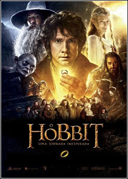 Download - O Hobbit - Uma Jornada Inesperada DVDRip - AVI - Dual Áudio