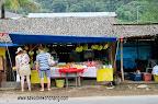 Fruits stalls