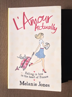 French Village Diaries Book reviews BookWormWednesday L'Amour Actually by Mellanie Jones