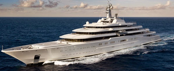 Worlds most expensive Boat