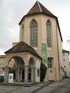 Barfüsserkirche—Stadttheatre Lindau and Lindauer Marionettenoper (Church of the Barefoot Pilgrims)