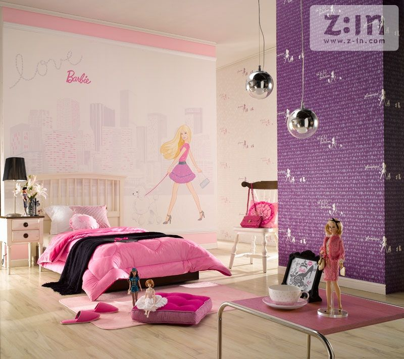 Kid\'s bedroom wall designs !Interior Decorating,Home Design-Sweet Home