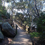 the salt pan creek boardwalk (77332)