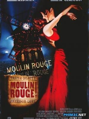 Phim Cối Xay Gió Đỏ - Moulin Rouge