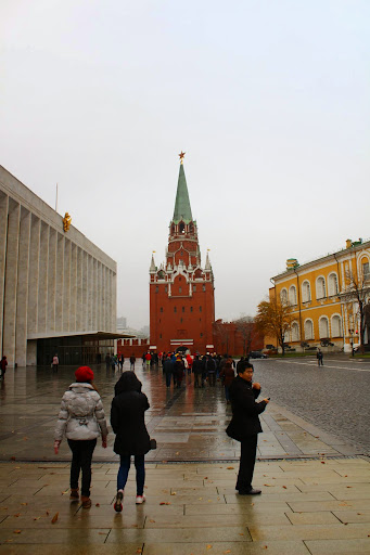 Singaporeans Moscow