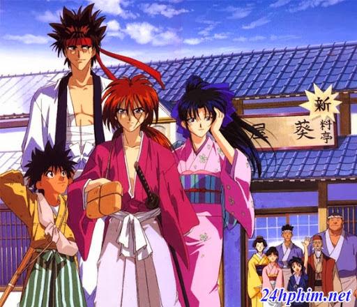 24hphim.net rurouni kenshin Lãng khách Kenshin
