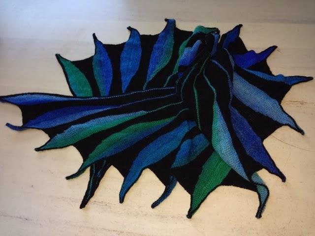 dreambird sjal