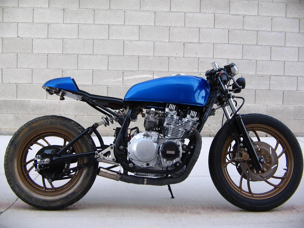 Yamaha Xj Seca Cafe Racer