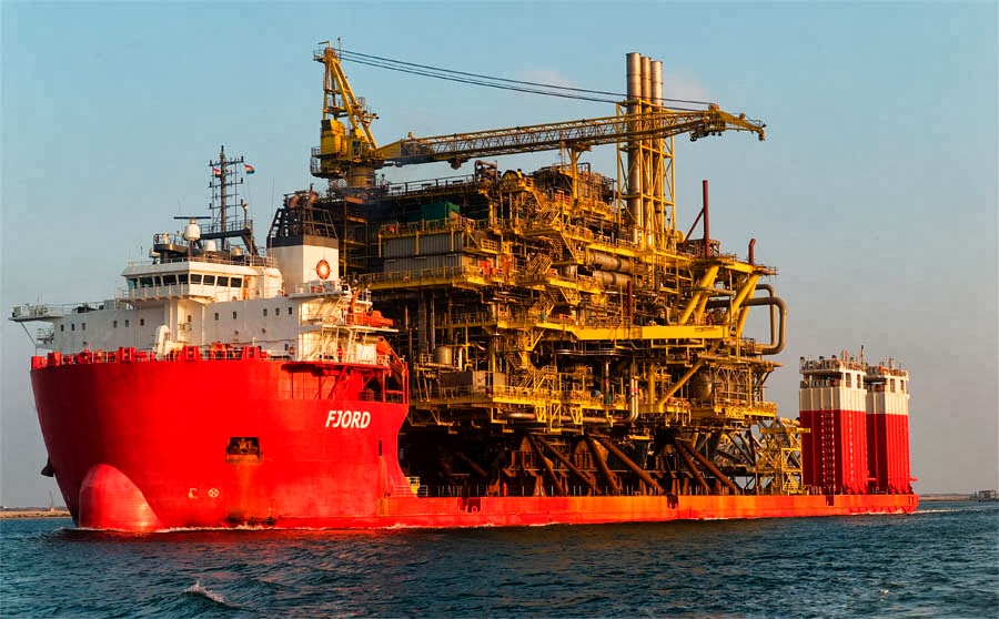 Offshore Heavy Lifts On Pinterest Offshore Wind Blue