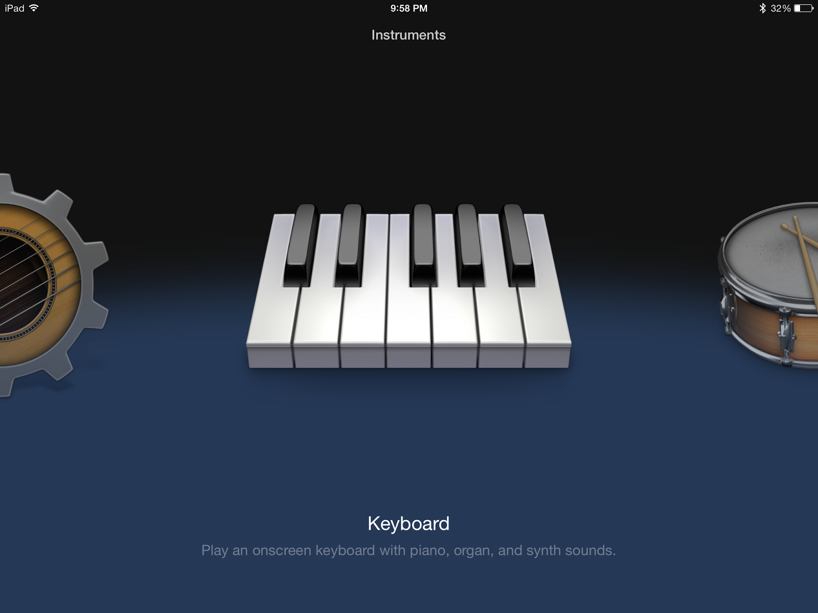 Garageband ipad extra sounds download