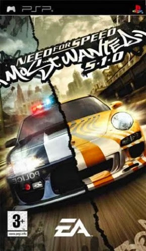 Need for Speed Most Wanted 5-1-0 Psp Oyun