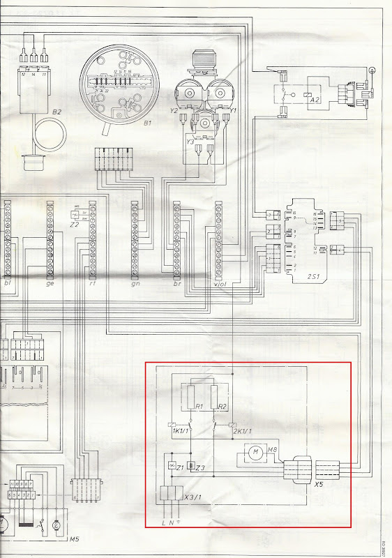 blanc lave linge miele w719 resolu. Black Bedroom Furniture Sets. Home Design Ideas