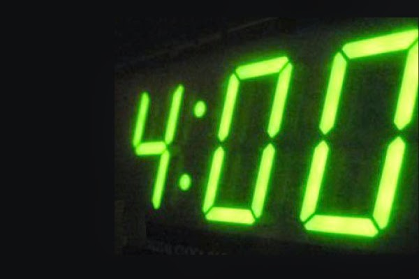 لغز الساعة كانت فكم أصبحت