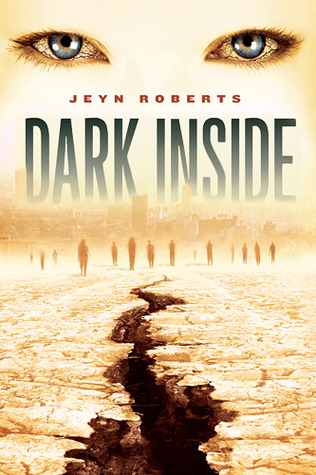 Win a SIGNED copy of Dark Inside by Jeyn Roberts