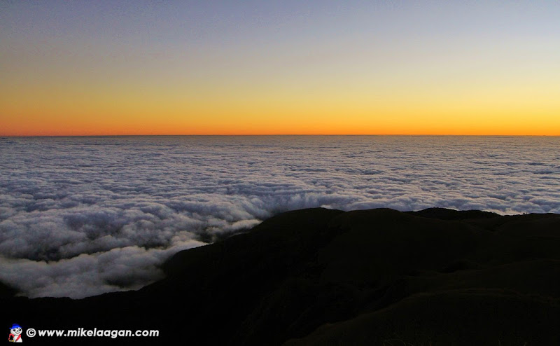 Mt Pulag Sea of Clouds