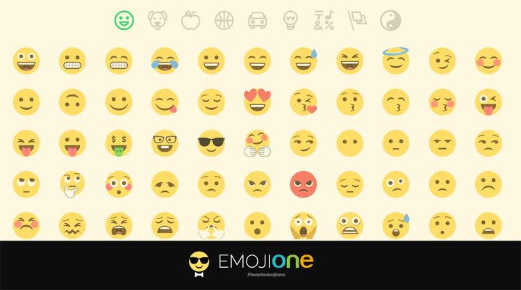 Emoji One, Ekstensi Chrome Agar Mudah Mendapatkan Ribuan Emoji