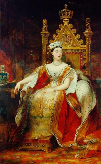 James Sant - Queen Victoria (1819–1901)