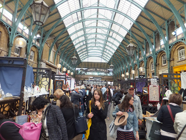 Apple Market, Covent Garden, London, Londres, Elisa N, Blog de Viajes, Lifestyle, Travel