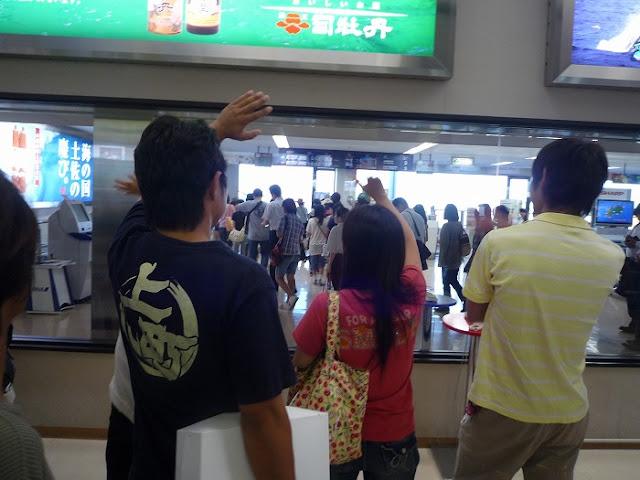 原宿表参道元氣祭 スーパーよさこい2010♪ 16