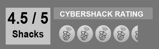 Cyberhshack Launcher 8 rating