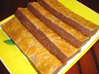 Cara Membuat Kue Wingko Coklat
