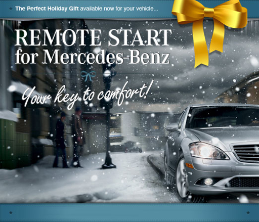 Nvs audio mercedes benz remote car starters at nvs audio for Remote starter for mercedes benz