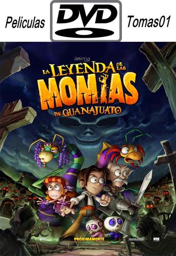 La leyenda de las momias de Guanajuato (2014) DVDRip