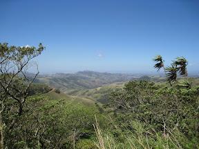 En chemin vers Monteverde.