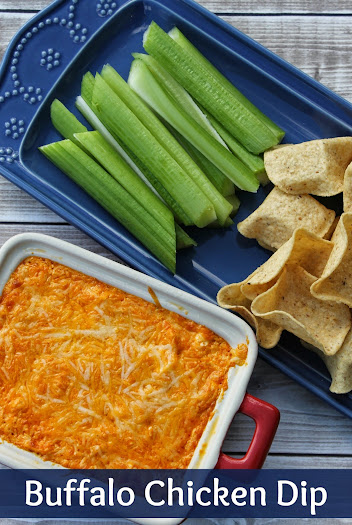 Buffalo Chicken Dip - Great for Tailgating!