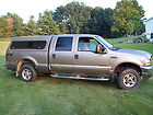 2002 Ford F-250 Superduty Crew Cab 7.3L Diesel 4x4 Lariat Low Miles Leather