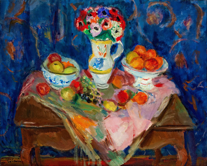 Charles Camoin - Nature Morte