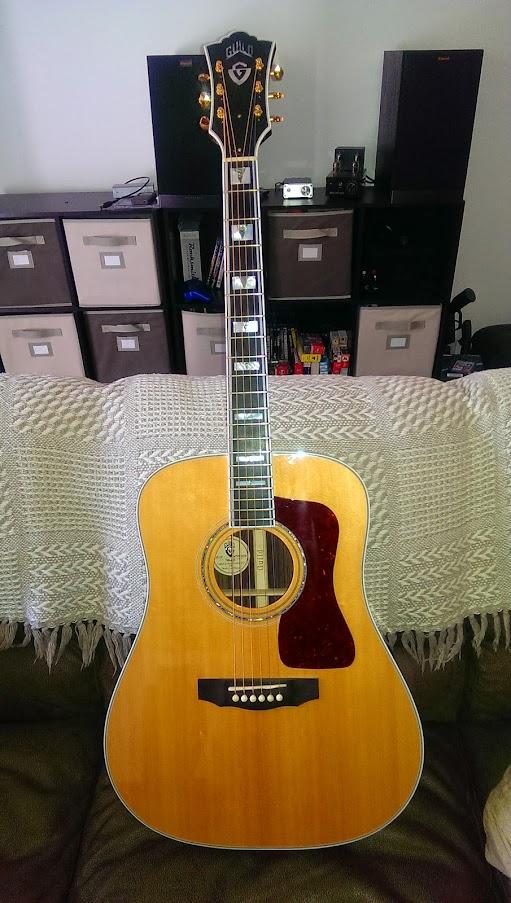 NGD: Guild D55 (Sound Clip/Test) - The Acoustic Guitar Forum