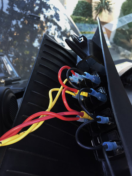 Bruce the 2014 Jeep JKUR Build Thread Page 21 Expedition Portal – Rugged Wiring Harness Loom