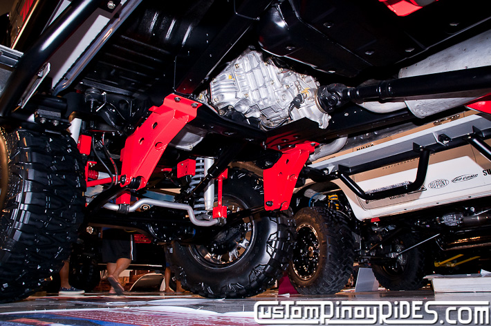 Mark Martinez 1996 Toyota Land Cruiser 80 Jeffs Off Road Shop Manila Auto Salon Custom Pinoy Rides pic7