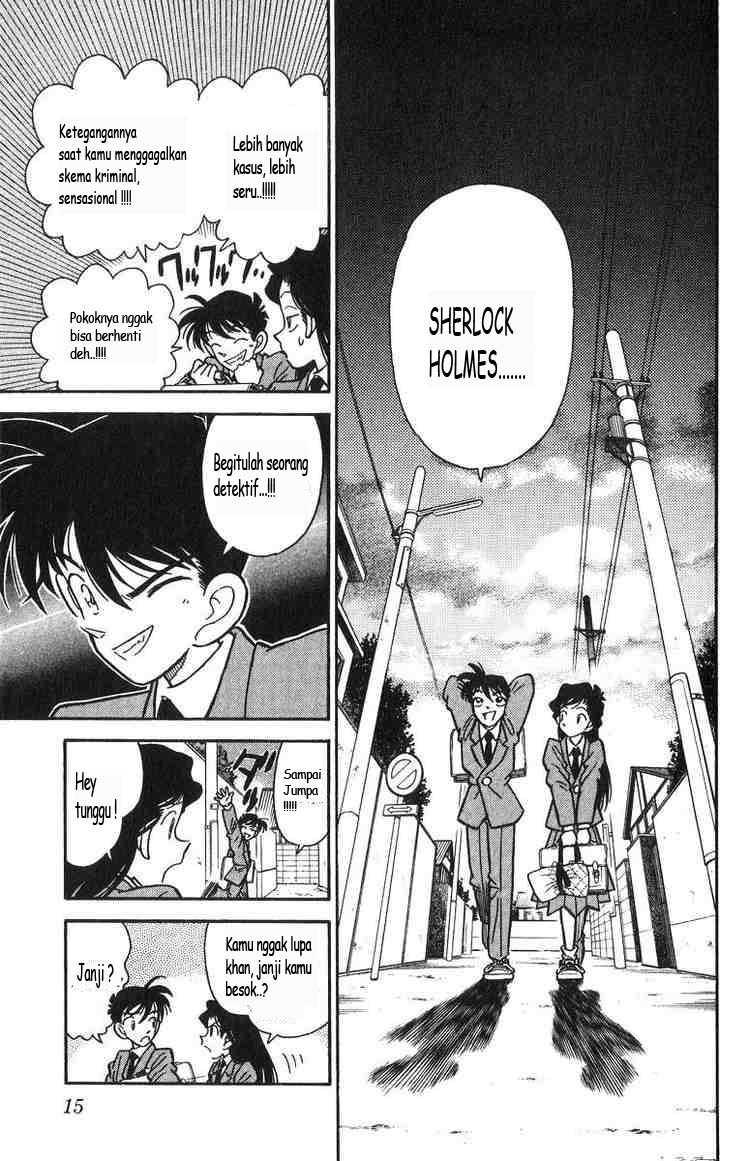 Comic Detective Conan Volume 1 - Chapter 1