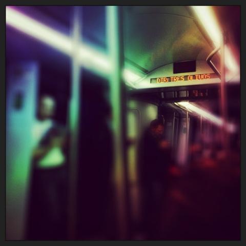 Treintañeras en la Adolestreinta, Huelga de Metro