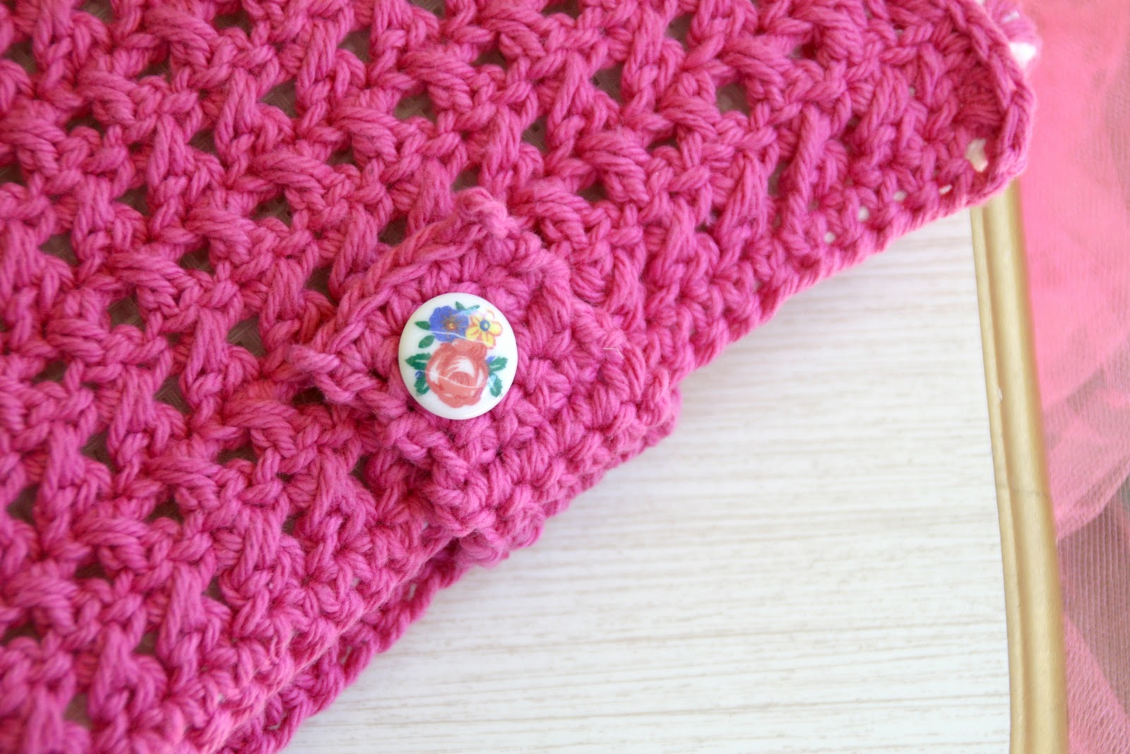 Crochet I Hook : one little rayndrop: The Second Crochet Hook Case